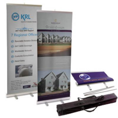 Image of Roll Up Banner - 2m x 850mm