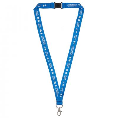 Image of Recycled PET Lanyard 20mm